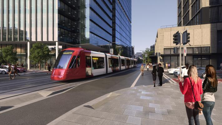 Parramatta Light Rail